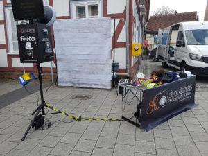Frühlingserwachen in Ziegenhain – Fotobox Event vom 30.04.2017