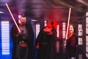 Star Wars VIII Premiere im Cineplex Baunatal – 14.12.2017